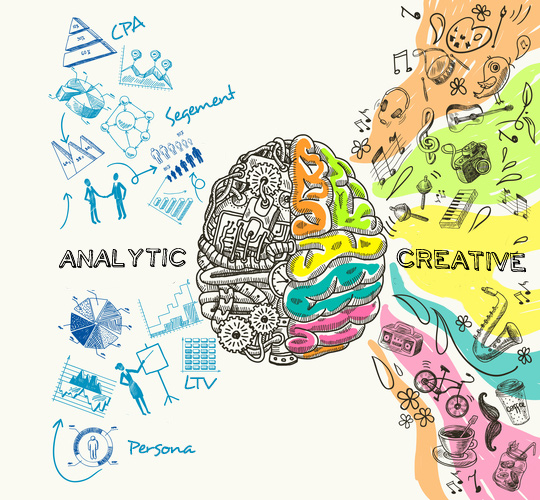 Marketing Analytics vs Creative