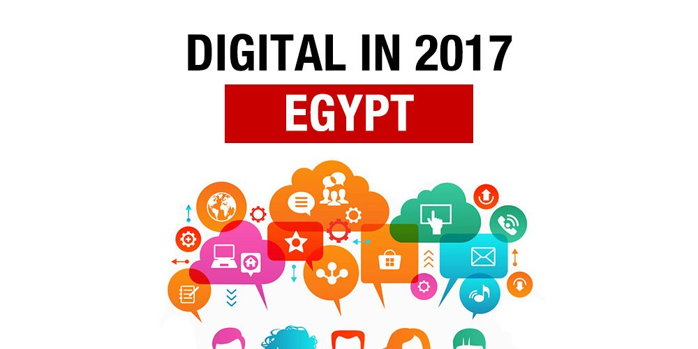 2017 Trends Report: The Top Online Statistics in Egypt