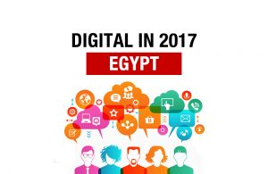 Egypt digital report 2017