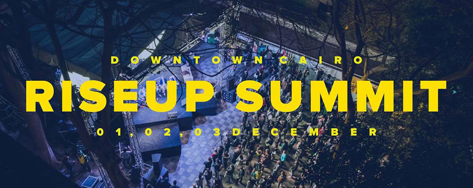 riseup summit 2017 egypt