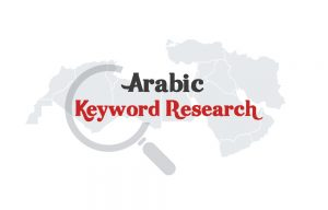 Arabic keyword research services